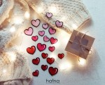 Patchbox Ombre Hearts